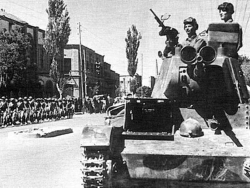 درس تاریخ به ایرانیها در جنگ جهانی؛ «امنیت نباشد، نان نیست»!